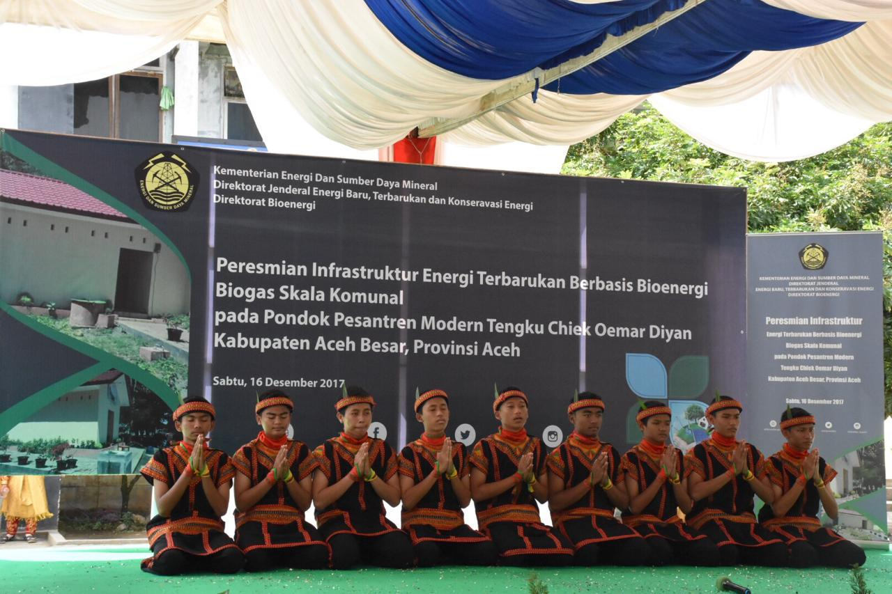 Untuk itu, Kementerian ESDM melalui Ditjen EBTKE berkomitmen untuk meningkatkan pemanfaatan energi terbarukan sehingga tercapai kemandirian dan ketahanan energi