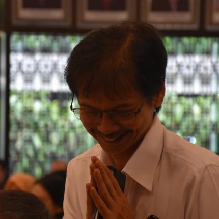 Dirjen EBTKE, Rida Mulyana Selaku Ketua Panitia Peringatan Hari Jadi Pertambangan dan Energi Ke-72