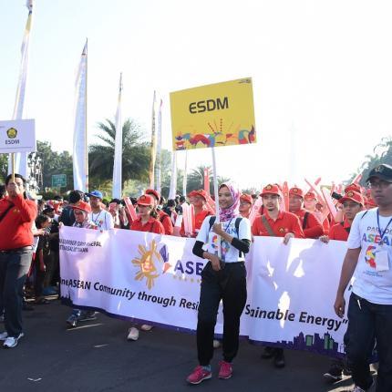 Tim Parade ASEAN 3