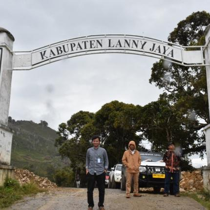 Selamat Datang di Kabupaten Lanny Jaya