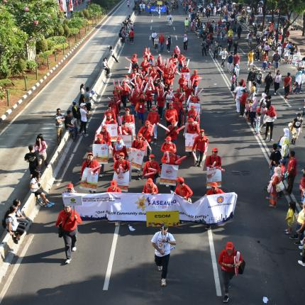 Tim Parade ASEAN 7