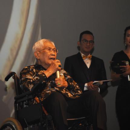 Sambutan Prof. Dr. Soebroto, M.A pada Malam Penganugerahan Soebroto 2018