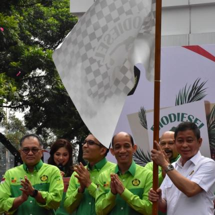 Menteri Jonan juga menjelaskan bahwa Mandatori B30 ini juga merupakan langkah konkret pemerintah untuk terus mengembangkan industri kelapa sawit