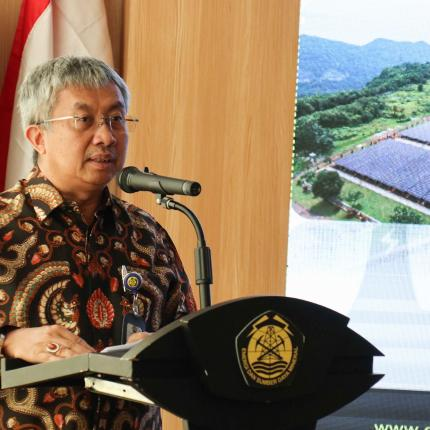 Sambutan Direktur Jenderal EBTKE dalam Peresmian Gedung Slamet Bratanata yang semula bernama Direktorat Jenderal EBTKE