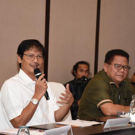 Sambutan Direktur Jenderal EBTKE, Rida Mulyana pada Rapat Pleno ke-13 Program Pengembangan Pulau Sumba Sebagai Pulau Ikonis Energi Baru, Terbarukan