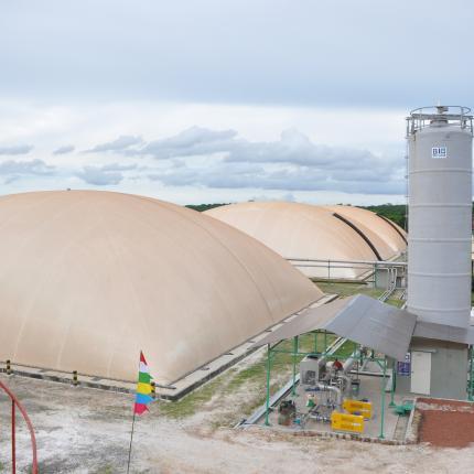 PLT Biogas