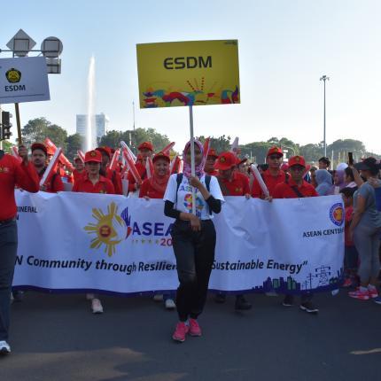 Tim Parade ASEAN 4