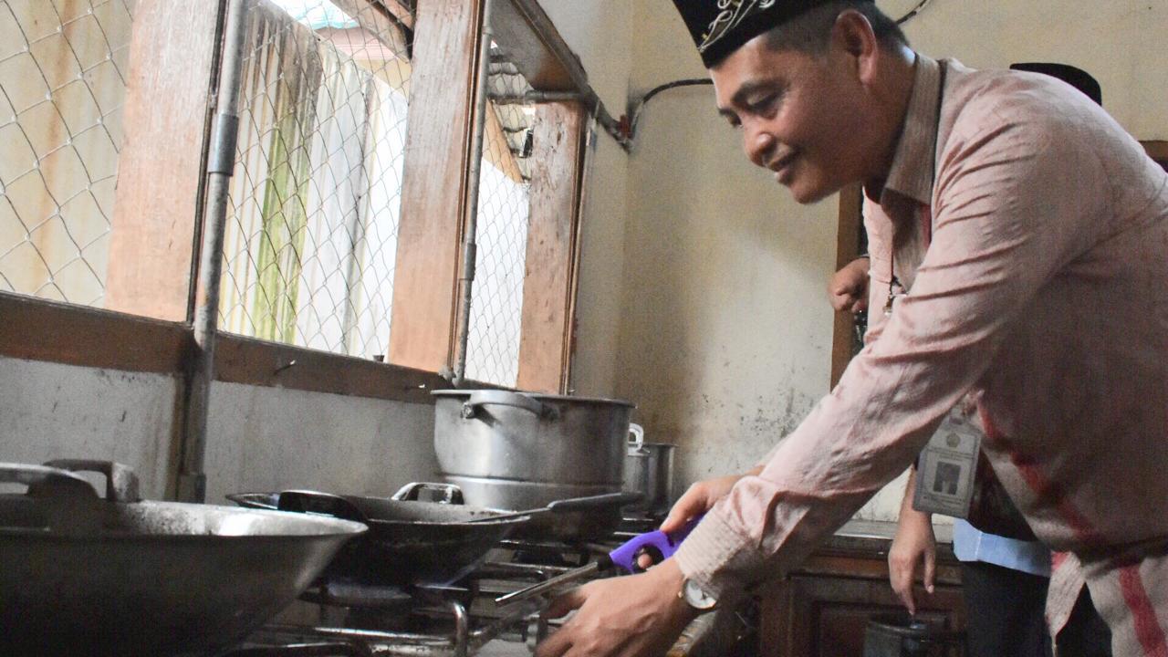dan ramah lingkungan yang dimulai dari skala kecil, ungkap Direktur Bioenergi, Sudjoko Harsono Adi saat meresmikan infrastruktur tersebut pada Sabtu (16/12) di Aceh