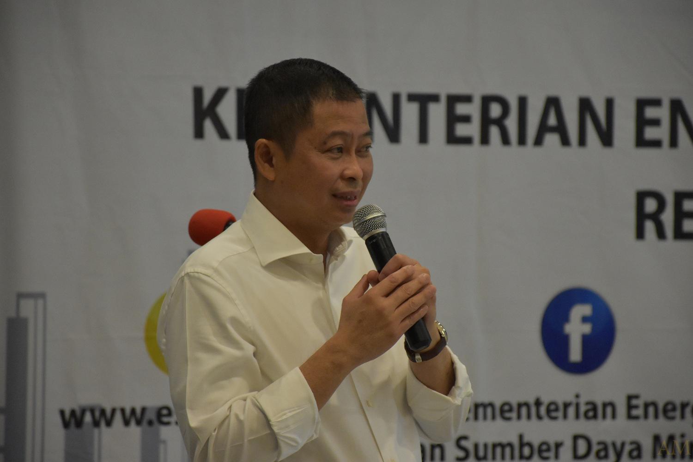 Sambutan Menteri ESDM Pada Peringatan Hari Jadi Pertambangan dan Energi Ke-72