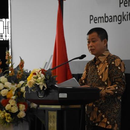 Pidato Menteri ESDM, Ignatius Jonan
