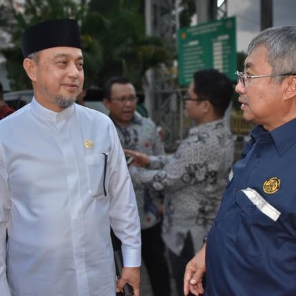 Ketua Komisi VII DPR RI, Tamsil Limrung mengungkapkan bhw Kunker yg dilaksanakan bersama Kementerian ESDM dlm rangka melaksanakan fungsi pengawasan sekaligus mendapatkan masukan dr Pemda & Stakeholder
