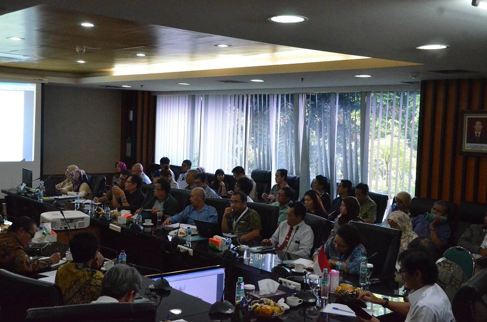 Pertemuan Ini adalah Pertemuan Pertama Kali Antara Ditjen EBTKE dan Seluruh Asosiasi di Subsektor EBTKE