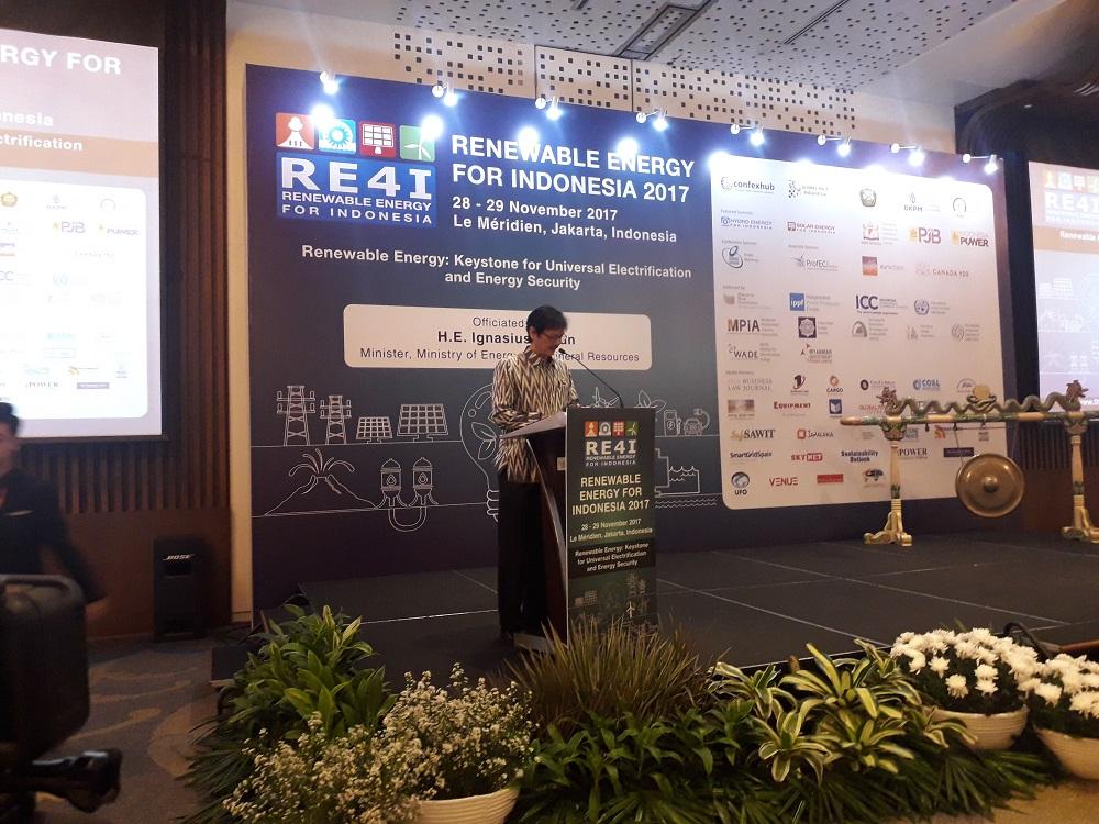Sambutan Direktur Jenderal Energi Baru Terbarukan Konservasi Energi, Rida Mulyana